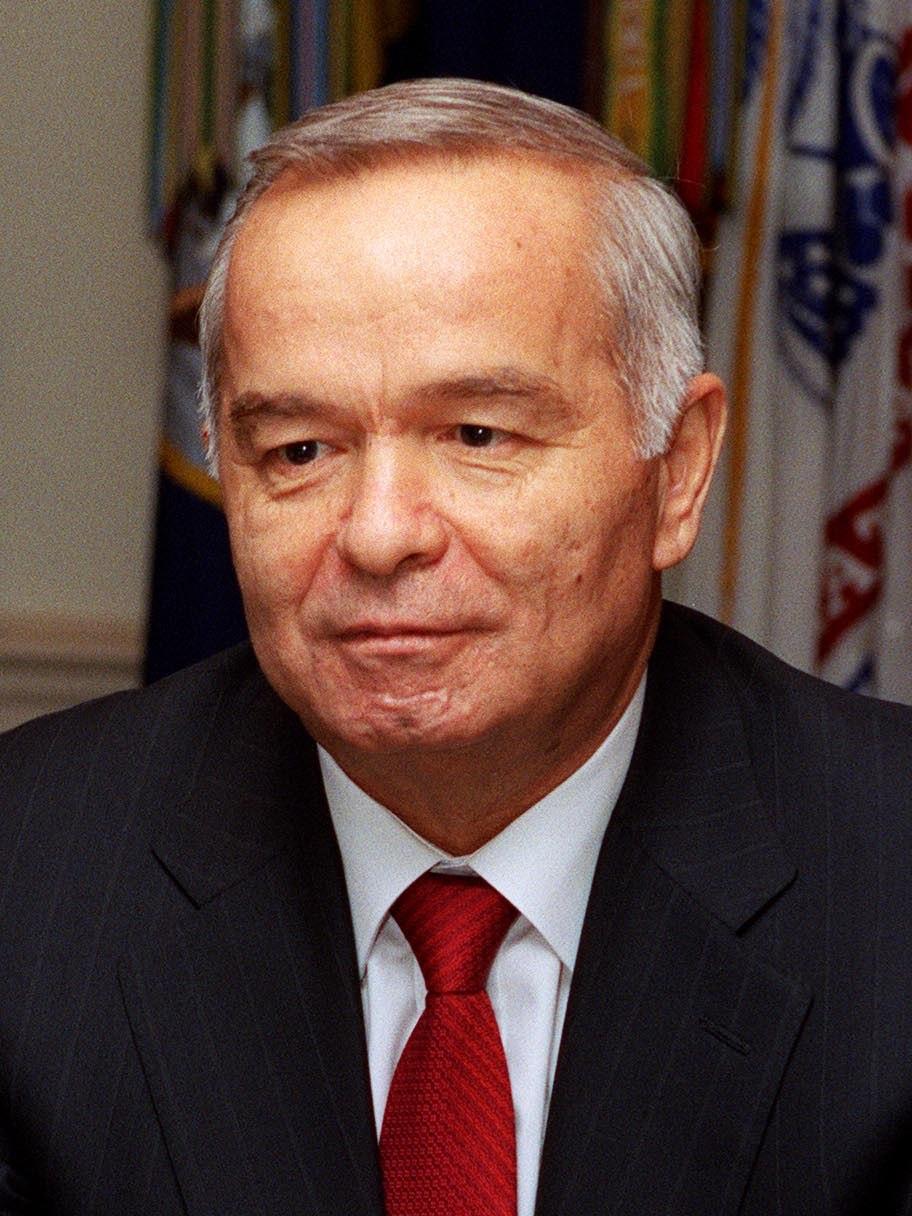 Islam Karimov (cropped)