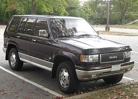 Isuzu Rodeo Used Cars