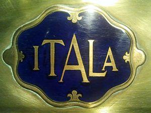 Itala - Image: Itala Logo