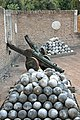 Italy-0083 - Embattled Towers and Cannons (5124442444).jpg