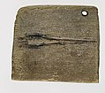 Ivory label incised with an early hieroglyph that may be the image of a bundle of arrows MET 01.4.162 primary face.jpg