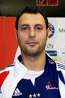 Jérôme Fernandez (BM Ciudad Real) - Handball player of France (1).jpg