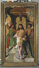 J. Polack - De geseling van Christus - NK1966 - Cultural Heritage Agency of the Netherlands Art Collection.jpg
