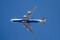 JA17KZ - B748 - Nippon Cargo Airlines