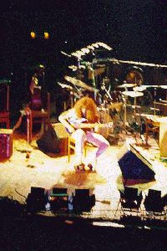 John Bruce Wallace - John Bruce Wallace in concert