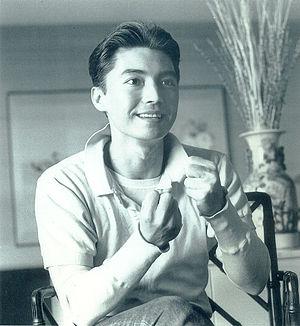 Schauspieler John Lone