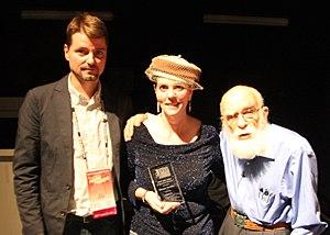 D. J. Grothe - D. J. Grothe, Susan Gerbic, James Randi