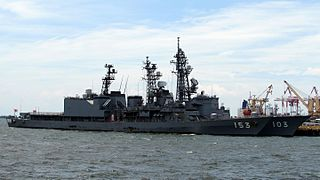 JS <i>Yūgiri</i> Asagiri-class destroyer