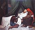 J L de Lestang-Parade Mort du Camoens 1835.jpg