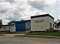 Jackson County Courthouse - Maquoketa, Iowa.JPG