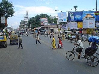 Jadavpur - Image: Jadavpur Kolkata 02146
