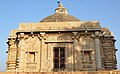 Jain temple with a dome in Chittor, Rajasthan.jpg