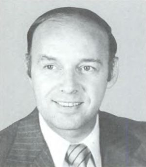 United States Senate election in Oklahoma, 1986 - Image: James Robert Jones