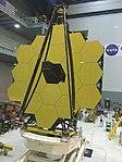 James Webb Space Telescope Revealed (26559426890).jpg