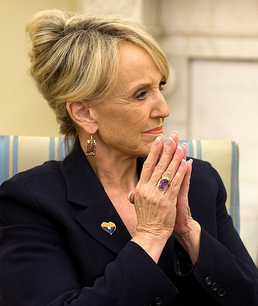 Arizona Gov. Jan Brewer Felt Threatened by Barack Obama (Video)