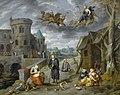 Jan Brueghel (II) - The children of the planet Saturn.jpg