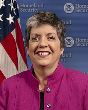 300px Janet Napolitano official portrait Big Sis Janet Napolitano Sued by Second ICE Employee Jason Mount Alleging Career Curtailed by Anti Male Bias