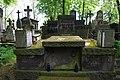 Janusz Warnecki, Janina Warnecka i Magdalena Stokowska grób.JPG