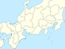 Tokyo Bay 東京湾 Tōkyō-wan is located in Central Japan