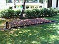 Jardí de les Escultures de Barcelona - Perejaume- Teulada 1988-1990.JPG