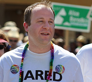Jared Polis - Polis campaigning in 2008