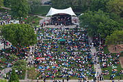 Jazz in the park Milwaukee 6062