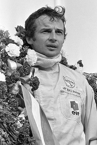 Jean-Pierre Beltoise - Beltoise in 1968