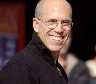 Jeffrey Katzenberg American film producer and media proprietor from New York