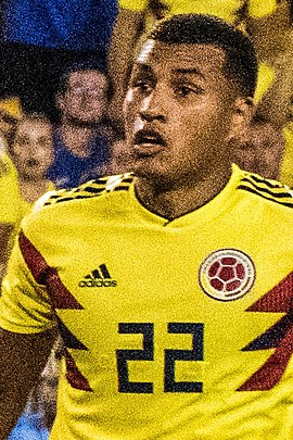 Jeison Murillo USA vs COL (45272402752) (cropped).jpg