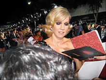 Garth at the Twilight premiere in Los Angeles