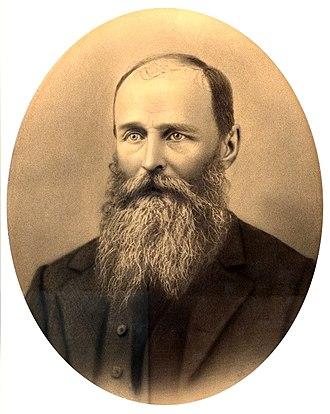 North Bend, Washington - Jeremiah Borst (1830–1890) father of the Snoqualmie Valley community.