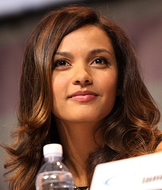 Jessica Lucas - Lucas at WonderCon in March 2013