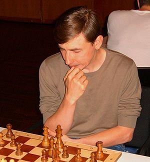 Evgeny Bareev - Bareev in 2007