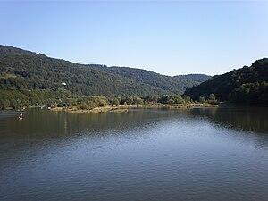 Solahütte - Image: Jezioro Międzybrodzkie 003