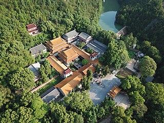 Jingju Temple (Jian)