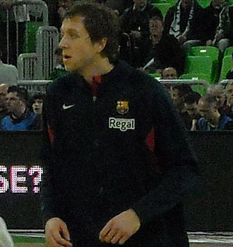 Joe Ingles - Ingles with FC Barcelona in 2011