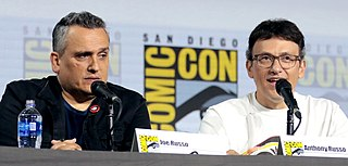 Russo brothers American film and television director duo