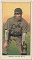 Joe Tinker, Chicago Cubs, baseball card portrait LCCN2008675151.jpg