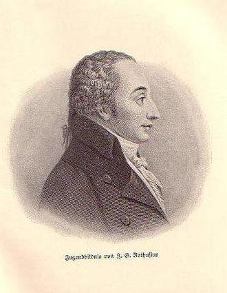 Baruth/Mark - Johann Gottlob Nathusius