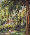 Johannessen - Das Sommerhaus des Künstlers in Asker - 1916.jpeg