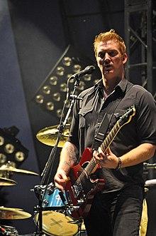 Josh Homme - Wikipedia