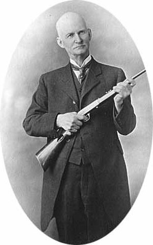 Remington Model 24 - Image: John Browning