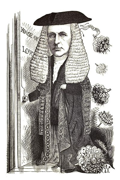 John Evelyn Denison, Mr Speaker.jpg