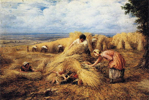 Image result for harvest painting