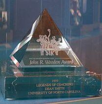 John R Wooden Award Wikipedia
