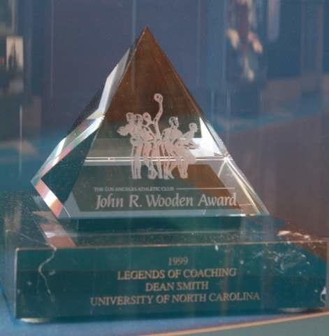 John R. Wooden Legends of Coaching Award