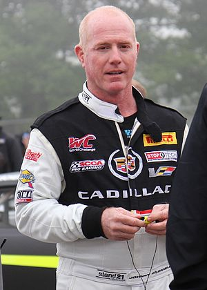 Johnny O'Connell - O'Connell at Road America in 2014