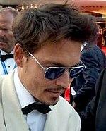 Johnny Depp, attore