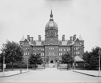 Johns Hopkins Hospital - Johns Hopkins Hospital