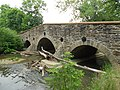 Johns burnt mill bridge from upstream.JPG